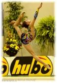Cynthia Valdez la mejor gimnasta de América